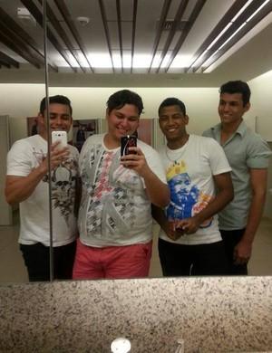 Armando Durante eliminou 43 kg com reeducação alimentar e exercícios físicos (Foto: Armando Durante/ arquivo pessoal)