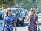 Gêmeas? Semelhança entre Reese Witherspoon e a filha impressiona