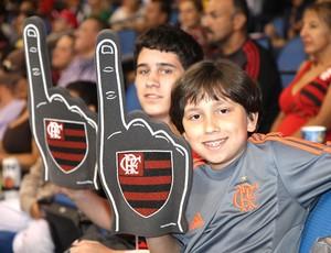 Orlando X Flamengo - Basquete (Foto: Pedro Verissimo)