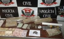 Professor de educação física é preso por tráfico em academia de Piracicaba (Divulgação/Polícia Civil)