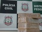 Preso comandava esquema de tráfico interestadual, diz polícia do DF