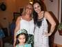 Mariana Belém comemora aniversário das filhas com festa em São Paulo