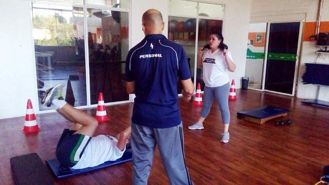 Quadro vai incentivar vida mais saudável  (Foto: RBS TV/Divulgação)