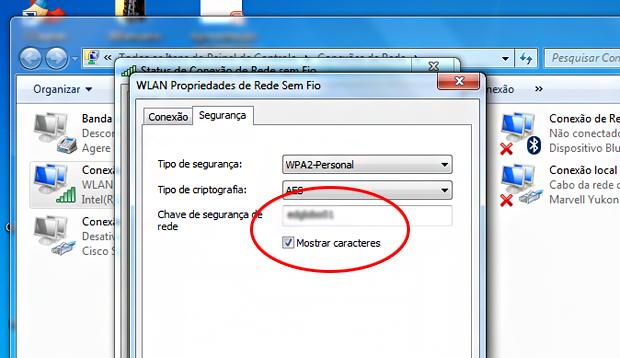 Como recuperar a senha do seu WiFi: passo 4 (Foto: Época NEGÓCIOS)