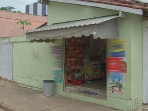 Mercado foi dito como endereço de cinco eleitores (Foto: Reprodução/ TV TEM)