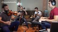 Família Lima toca músicas pedidas por Gaby Amarantos e Nathalia Dill