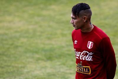 Paolo Guerrero - Peru - Copa América (Foto: EFE)