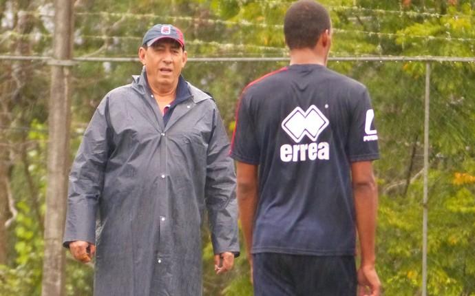Nedo Xavier Paraná (Foto: Monique Silva)