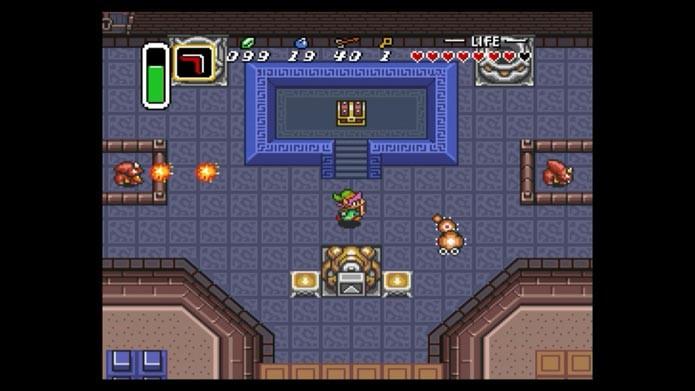 The Legend of Zelda: A Link to the Past (Foto: Reprodução/Murilo Molina)