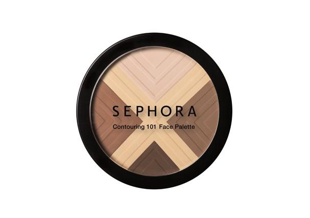 Contour 101 Face Palette, da Sephora (Foto: Divulgação)