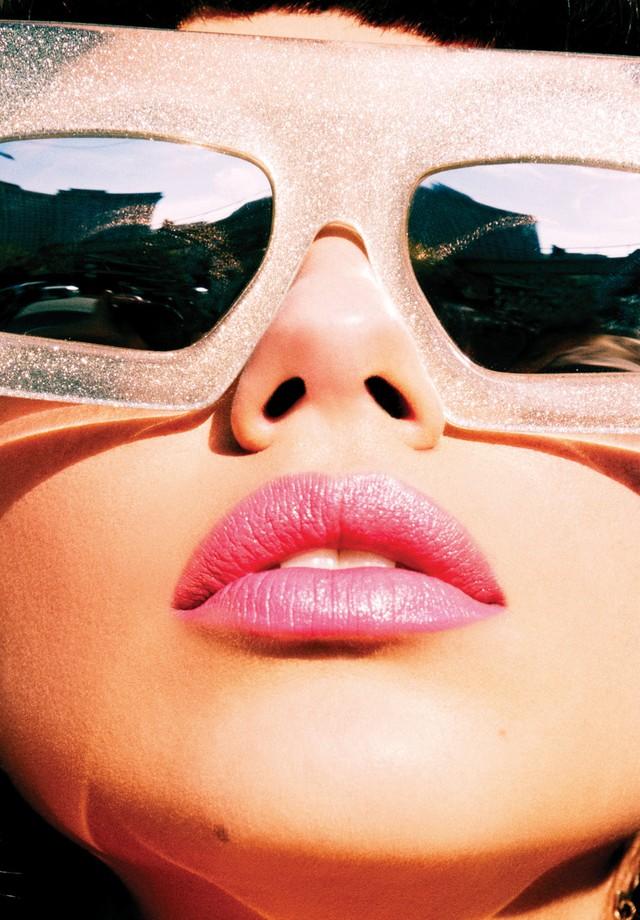 Lábios em foco (Foto: Ellen Von Unwerth/Arquivo Vogue, Condé Nast Digital Archive, Thinkstock e Divulgação)
