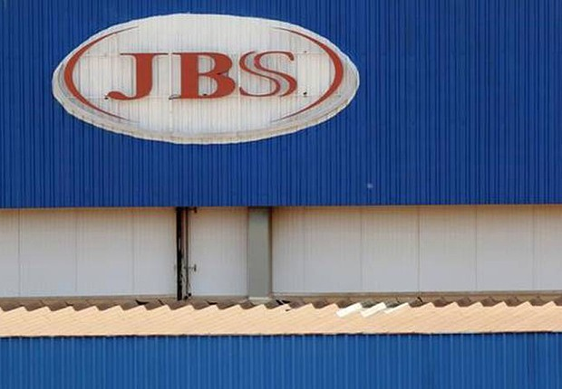 Unidade da JBS em Brasília (Foto: Ueslei Marcelino/Reuters)