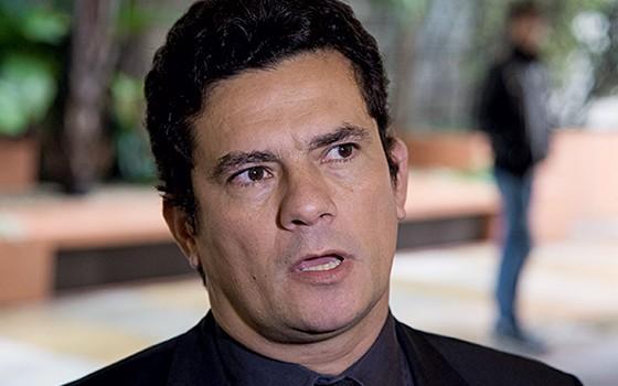 O juiz Sérgio Moro (Foto: Paulo Lopes/Futura Press)