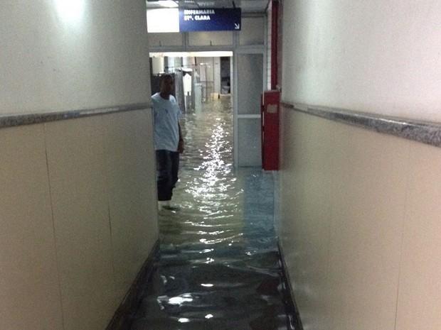 O Hospital Santo Antônio está localizado no bairro de Roma, na Cidade Baixa, em Salvador. (Foto: Divulgação/ OSID)