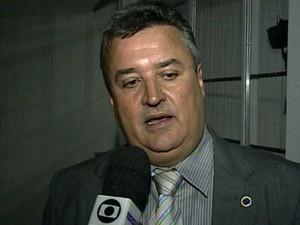 Alvimar Perrella é denunciado pelo MPMG por fraude em licitações (Foto: Reprodução / TV Globo)