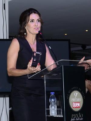 Fátima Bernardes (Foto: Fábio Cordeiro/Ed. Globo)