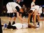 Knicks vão bem com técnico interino, mas perdem para os Wizards no fim