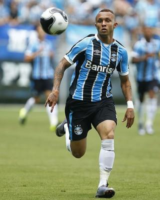 Everton Grêmio x Danubio (Foto: Lucas Uebel/Divulgação Grêmio)