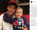 Site oficial de Neymar ganha o prêmio Webby Awards 2016 em júri popular