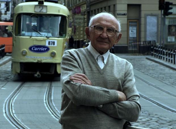 Iván Bojko é um sobrevivente da Segunda Guerra Mundial. Nascido na Ucrânia, foi tirado à força de seu país em 1942 pelos nazistas para fazer trabalhos forçados na Alemanha, onde permaneceu até 1945. (Foto: Divulgação/ Filme Ivan)