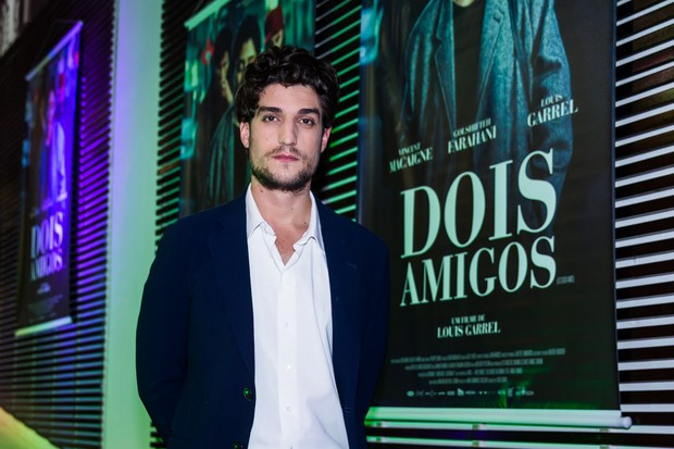 Louis Garrel (Foto: Manuela Scarpa / Brazil News)