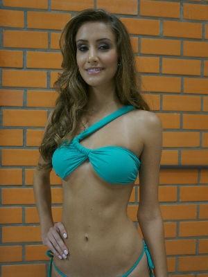 Júlia Marasca (Foto: Gabriela Loeblein/G1)