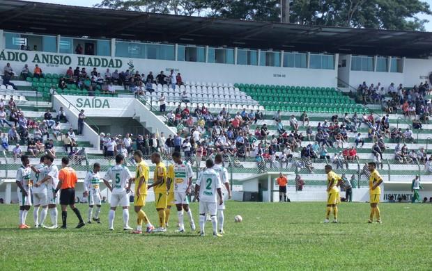 Rio Preto e Mirassol Copa Paulista 2013 (Foto: Vinícius de Paula/Mirassol FC)