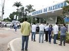 Grupo ocupa prédio da Sefaz em protesto contra privatização da Celg