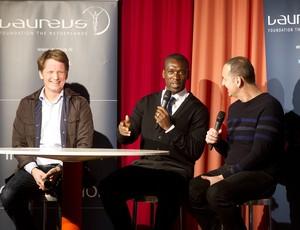 seedorf Laureus premio botafogo (Foto: Getty Images)