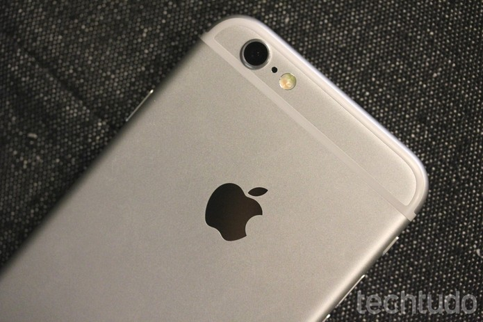 iphone-6s-traseira-novo (Foto: Luana Marfim/TechTudo)
