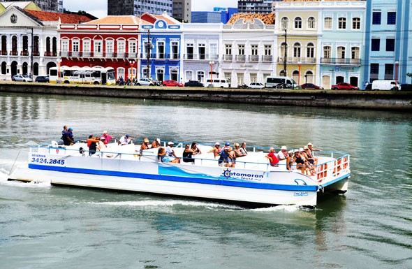 Passeio Catamaran (Foto: Divulgação)