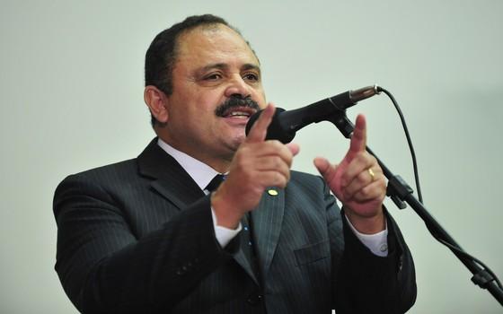 Waldir Maranhão, presidente interino da Câmara (Foto: Agência Câmara dos Deputados)