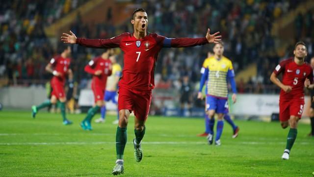 Jornal Luzilândia    Cristiano Ronaldo fez quatro gols e Portugal ... b9635f6a6c0d6