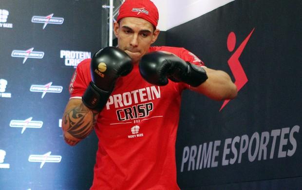 Lucas Mineiro MMA UFC (Foto: Gaspar Nóbrega / Inovafoto)