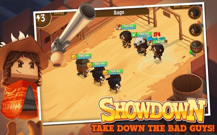 Seja rápido no gatilho neste divertido game casual com visual de Minecraft (Foto: Divulgação / Kongregate)