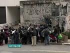 Sem-teto ocupam prédios e terrenos em ação conjunta em São Paulo