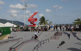 Kelvin Hoefler comemora sucesso do  1º Damn Am Brasil em Santos