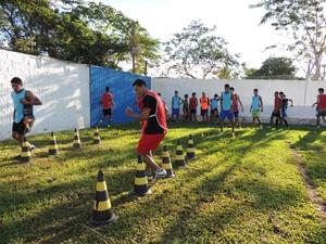 Amax se prepara para disputa do Acreano da 2ª divisão (Foto: Divulgação/Xapuri Amax)