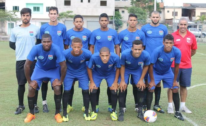 Time do Vilavelhense goleou em amistoso neste sábado (Foto: Divulgação/Vilavelhense FC)