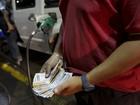 Inflação na Venezuela chega a 180,9% e PIB recua 5,7% em 2015