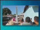 Quadrilha assalta agência bancária e faz clientes de reféns em Alvorada