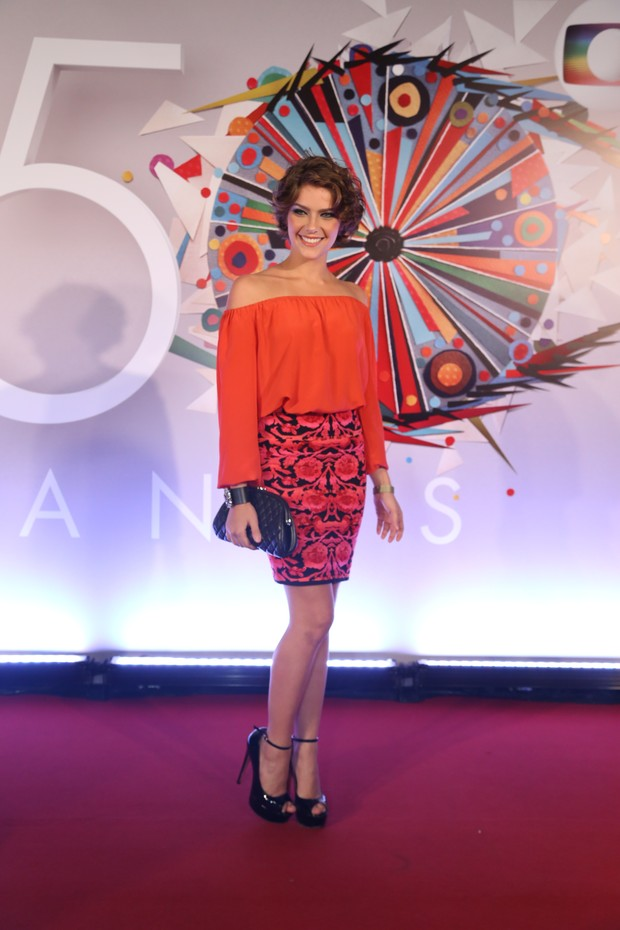 Isabella Santoni (Foto: Paulo Belote/TV Globo)