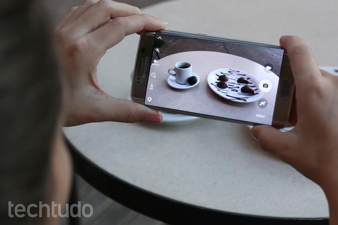 Câmera do Galaxy S6 Edge tem bom foco e equilíbrio de cores (Foto: Lucas Mendes/TechTudo)