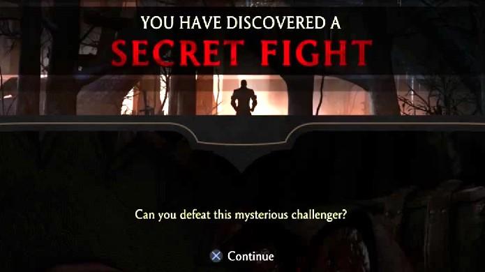 Luta secreta remete a clássico combate contra Reptile no primeiro Mortal Kombat (Foto: Reprodução/YouTube)