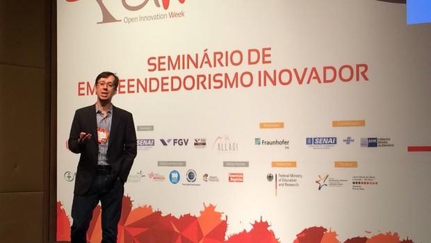 Pedro Figoli, da Geofusion (Foto: Rafael Farias Teixeira)