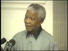 Mandela se tornou conhecido no mundo todo ainda na prisão