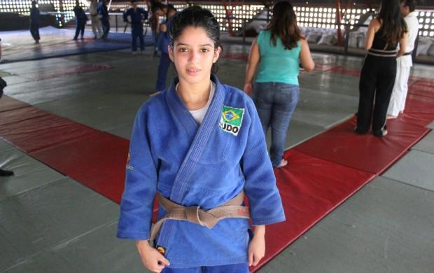 Rita de Cássia é uma das promessas do campeonato (Foto: Alírio Lucas)