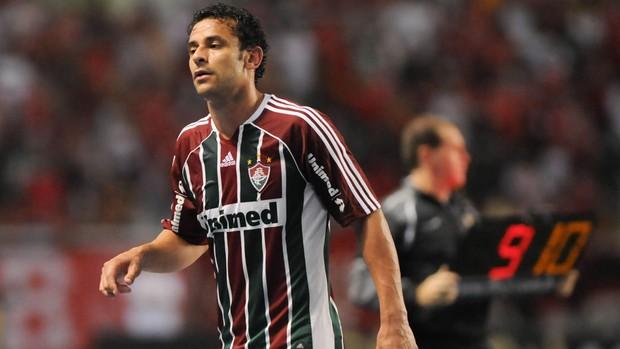 Fred Fluminense x Internacional (Foto: Bia Figueiredo / Futura Press)
