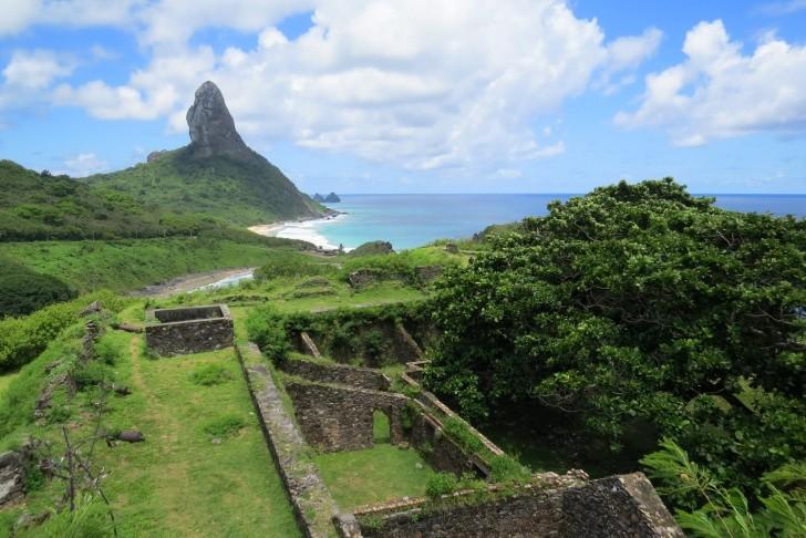 Morro do Pico e Forte dos Remédios