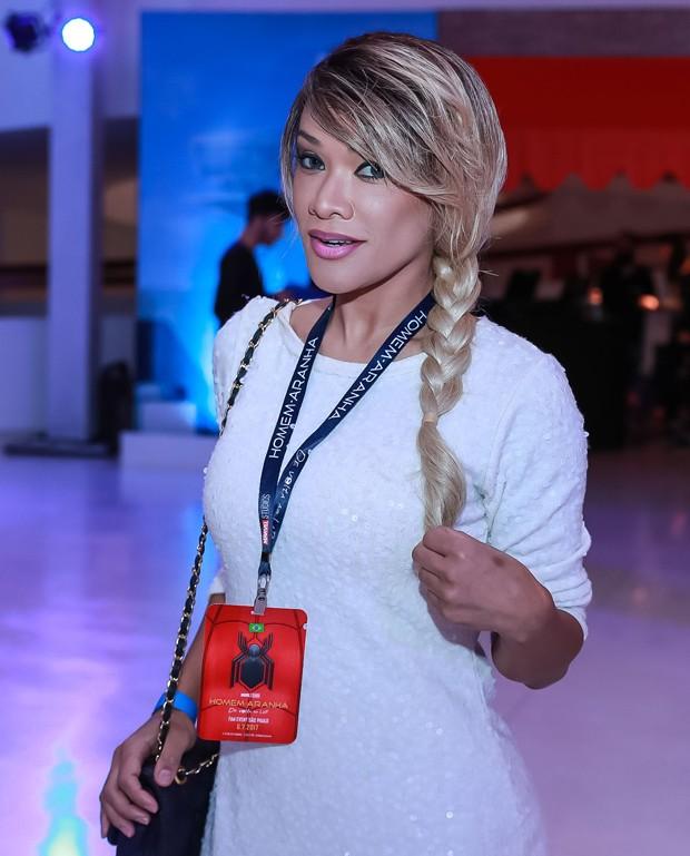 Leilah Moreno (Foto: Raphael Castello/AgNews)